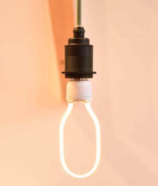 "Spiraal lamp ""tube"" 400lm dimbaar E27"
