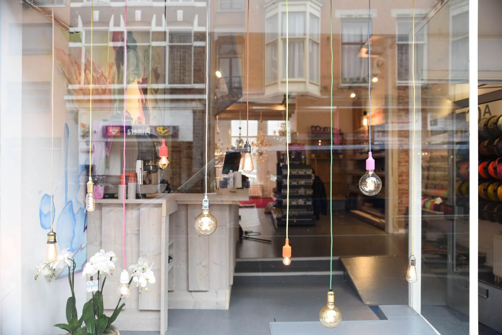 WInkel Bizz Lightstore Arnhem