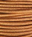 strijkijzersnoer koper glinsterend