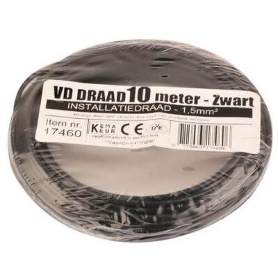 VD-DRAAD-ZWART