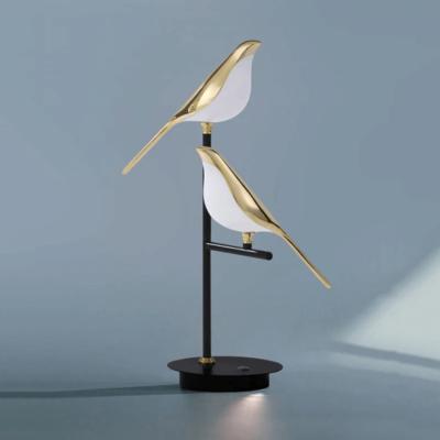Bird-lamp